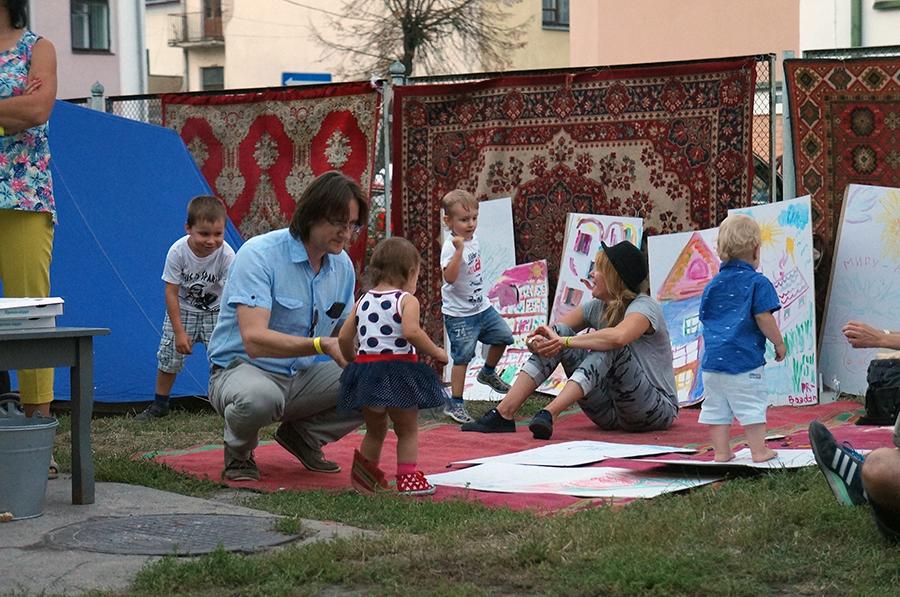 Фестиваль в Бресте
