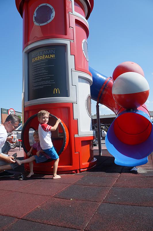 Гданьск с детьми дорога