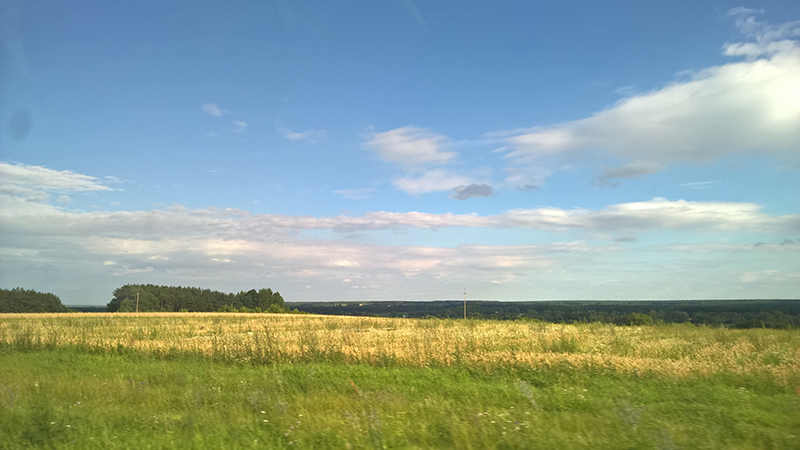 Едем в Гданьск с детьми: дорога