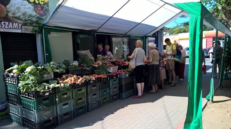 Гданьск питание