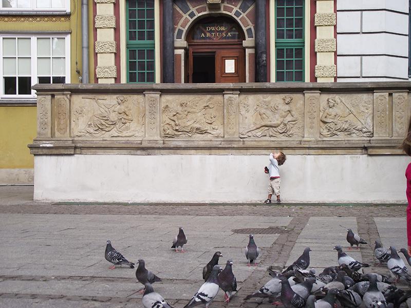 Гданьск достопримечательности