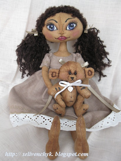 Куколка от Инны