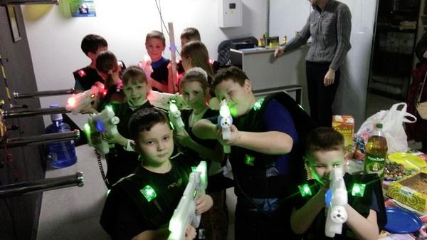 Лазертаг арена клуб «Белый лис» в Бресте