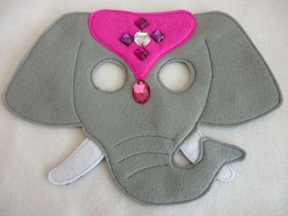 Маска слоника