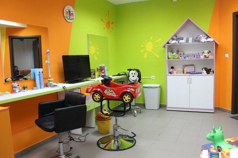 Детская парикмахерская в Бресте