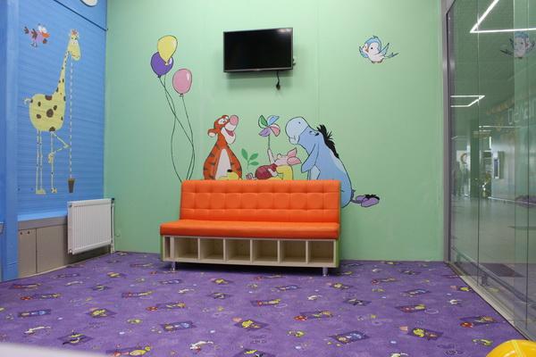 Детский развлекательный центр «Радужная страна»